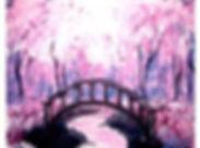 Bridge Under Cherry Blossoms.JPG