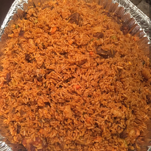 *Jollof Rice