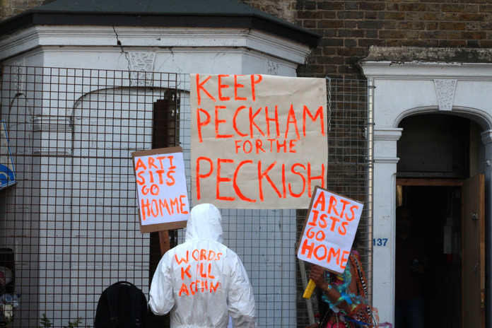 Keep Peckham For The Peckish