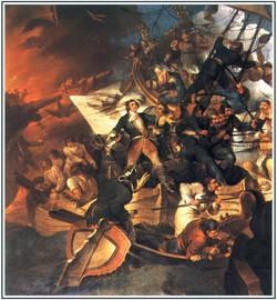 К. Портер Взятие Азова в 1696 г