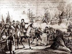 29 (19) июля 1696 г