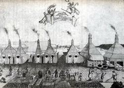 Медеплавильный завод 17 век