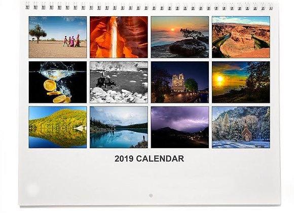 Calendario de fotos (9x12)