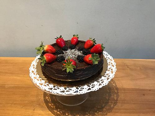 Gluten-Free Chocolate Pie (8 inch)