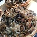 """Mushroom Truffle Pi """"Manitaropita"""""""