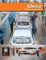 Cleco Air Tools, Cleco Pneumatic, Nutrunner, Inline Tool, Pulse Tool, Impacts, Clutch Tool