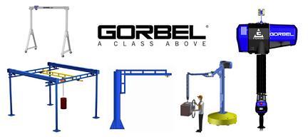Gorbel, G-Force, Hoist, Electric Hoist, Pneumatic Hoist, Crane, Zero Gravity