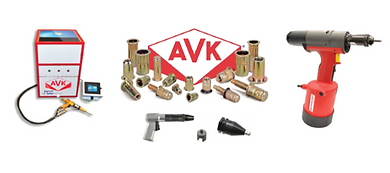 Gesipa, AVK, Gage Bilt, FAR, POP, Cherry, Avdel, Rivet Tools, Riv Nut Tools