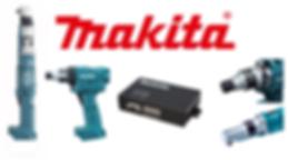 Makita Clutch Tools, Panasonic Tools, Bosch Angle Exact, Clutch Tools