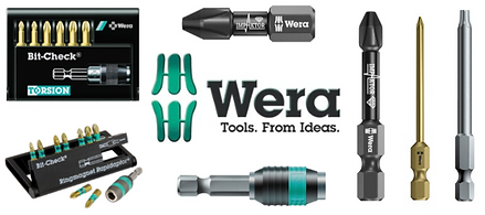 Abrasives, Bits, Sockets, Wera, Apex, Dynabrade, Wendt, Ajax, Chisels, Chucks, Koken