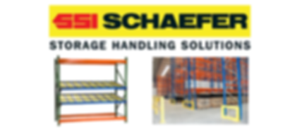 SSI Schaefer Racking and Storage