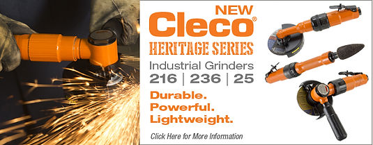 Cleco Grinders