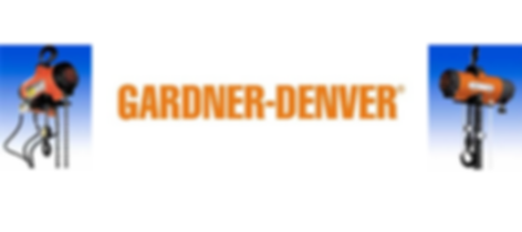 Gardner Denver Hoists