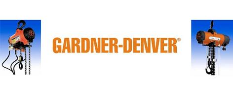 Gardner Denver Hoists