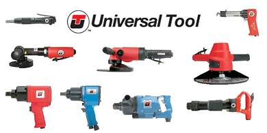 Rivet Busters, Chipping Hammers, Chisels, Grinders, Honsa, Cleco, Dotco, Universal Tool, Ajax, Top Cat, MPT, Sioux, CP