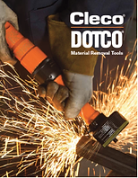 Dotco Grinder and Drills