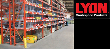 Lyon Metal Products Racking and Storage