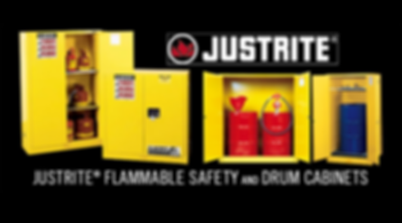 JustRite Flamable Storage Cabinets