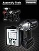 Panasonic Tools, Pulse, Clutch, Battery Tools
