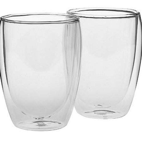 Set 2 Bicchieri Doppia Camera BODUM