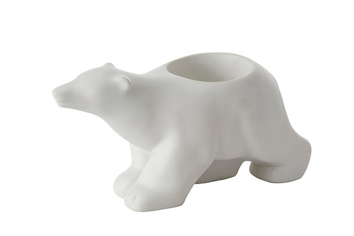 Polar Bears Votive