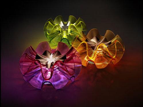Lampad a LED Flamenca
