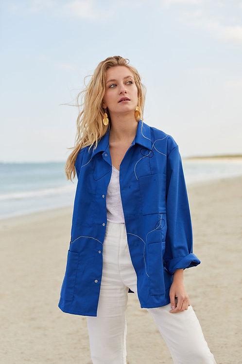 Bleu Stromboli