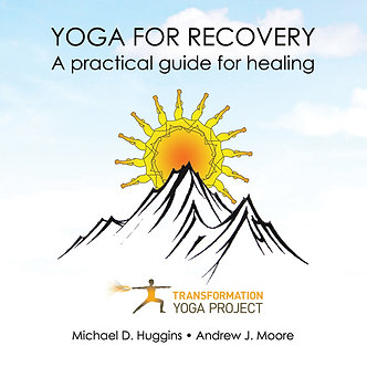 Yoga For Recovery (1 Box of 40 Paperbacks at $4 each + $25 Domestic Shipping)