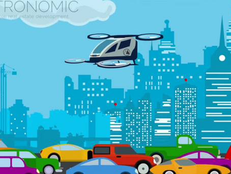 Passenger Drone Explainer Video