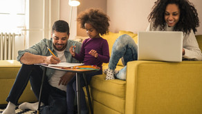7 Ways to Work From Home While Supervising Kids'