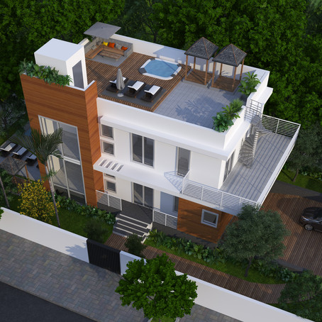 SNEAK PREVIEW completed GrovePalms Home