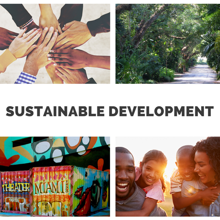 The Four Essential Elements of Sustainable Development