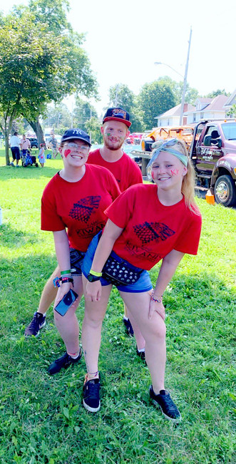 Kamp Kiwanis Staff at the Honor America Parade
