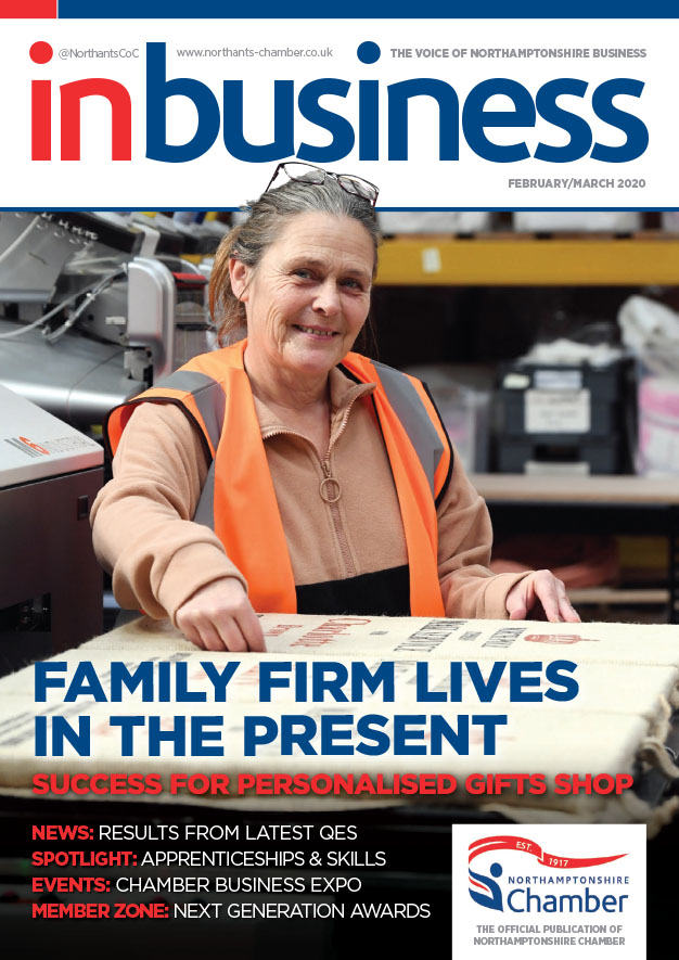 IN BIZ NC Feb-March 2020 Cover