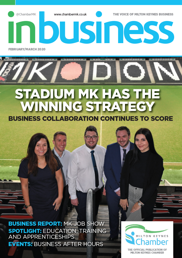 IN BIZ MK Feb March 2020 cover