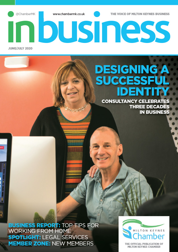 IN BIZ MK JUNE JULY 2020 Cover
