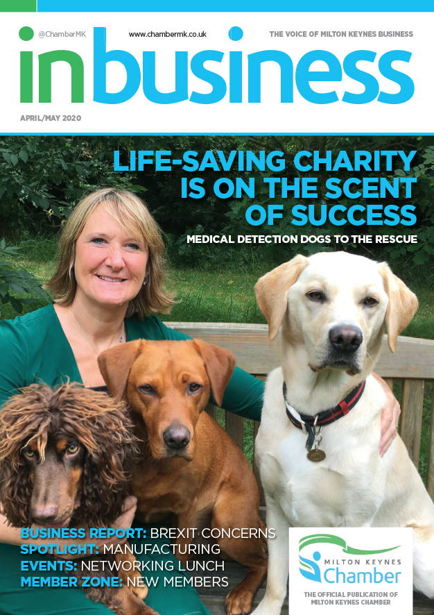 IN BIZ MK April May 2020 cover