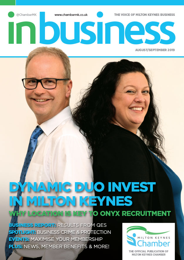 IN BIZ MK AUG SEPT 2019 cover