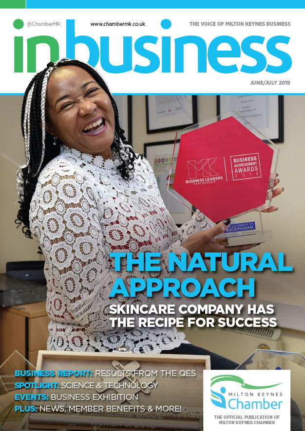 IN BIZ MK JUNE JULY 2019 cover