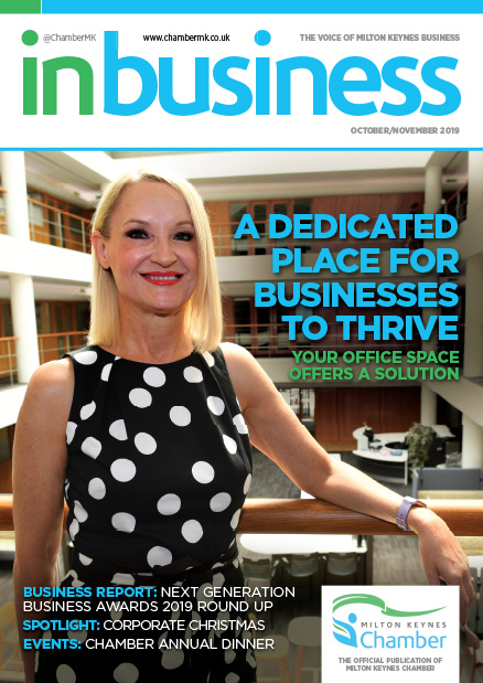 IN BIZ MK OCT NOV 2019 Cover