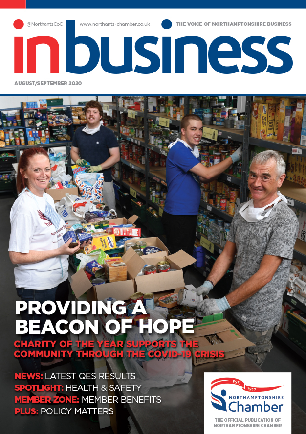 Iinbusiness Northants Aug Sep 2020