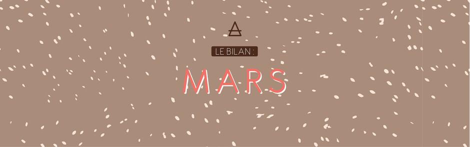 Le bilan : Mars
