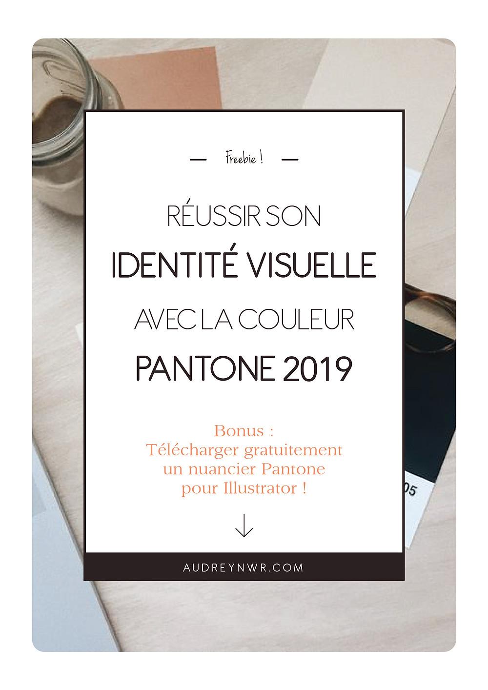 Couleur Pantone De L Année 2017 réussir son identité visuelle avec la couleur pantone de l
