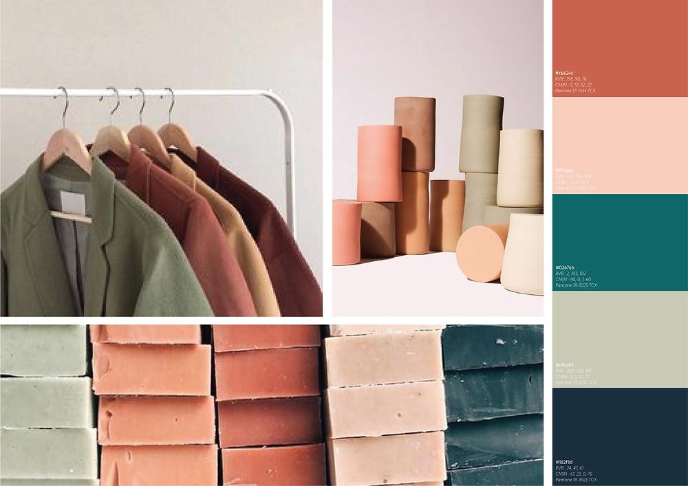 Comment créer une gamme de couleurs