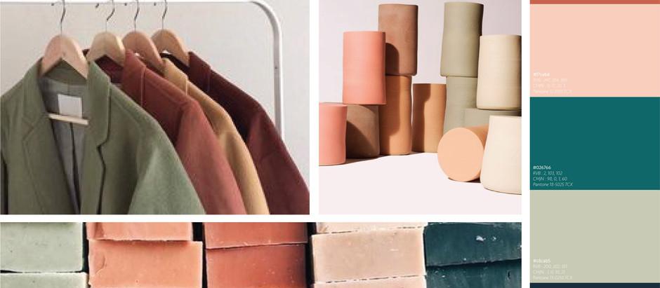 Comment créer une gamme de couleurs : Trier et utiliser .