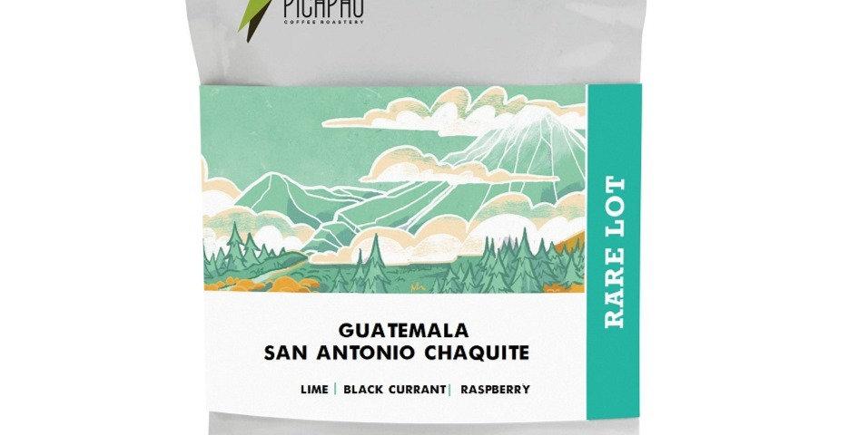 Rare lot Guatemala San Antonio Chaguite - 250g