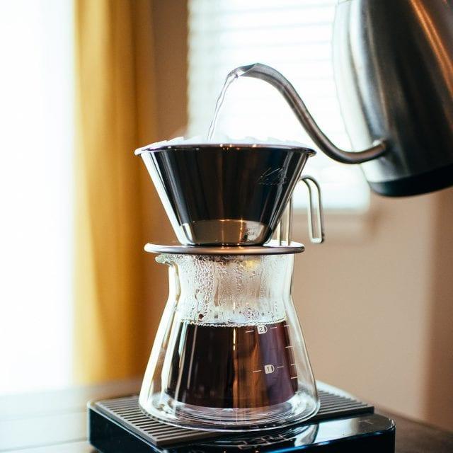 Basi di Caffè Filtro