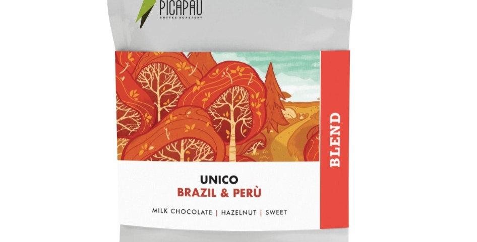 Unico Brazil & Perù - ESPRESSO / FILTRO