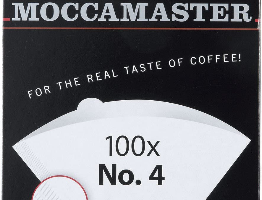 Filtri Moccamaster (n 04) – 100 pz