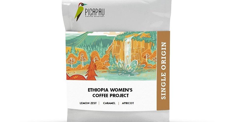 Ethiopia Women's Coffee Project - ESPRESSO/FILTRO